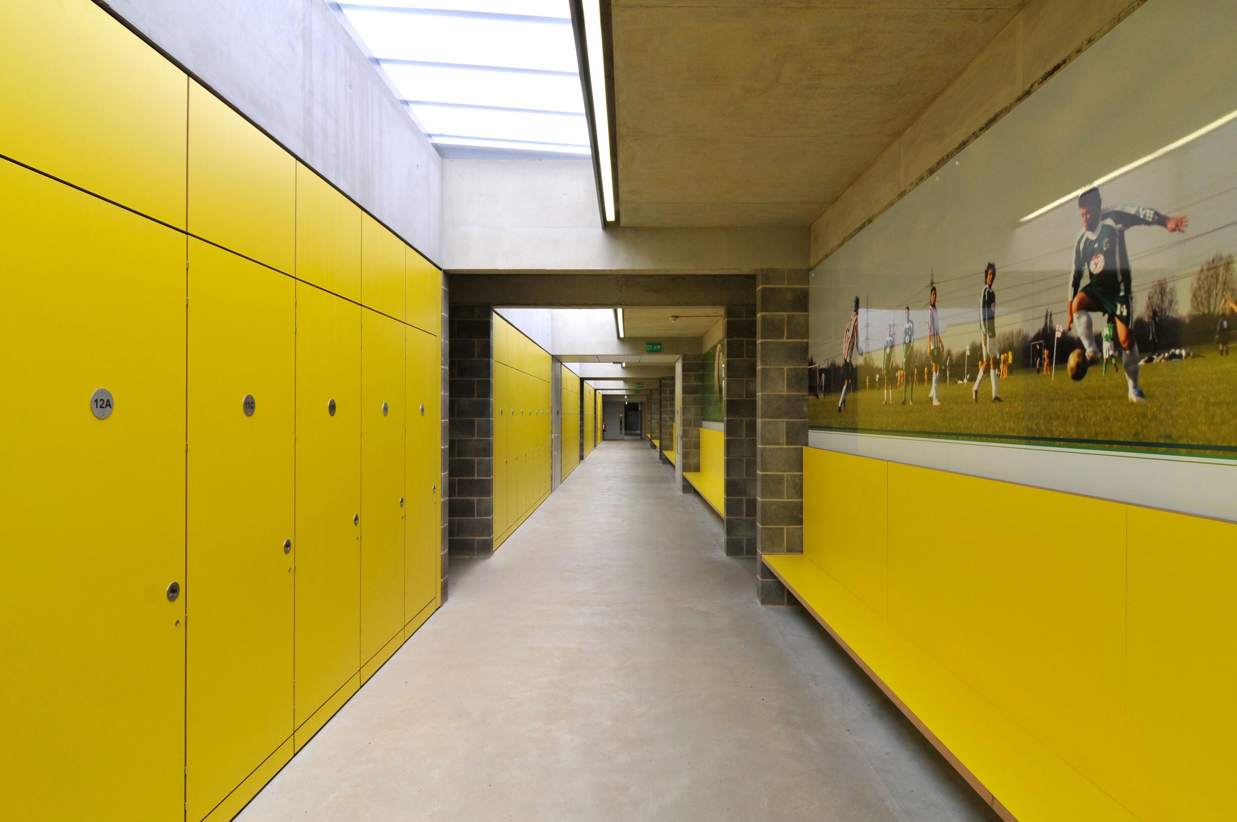 Hackney Marshes Centre football facilities