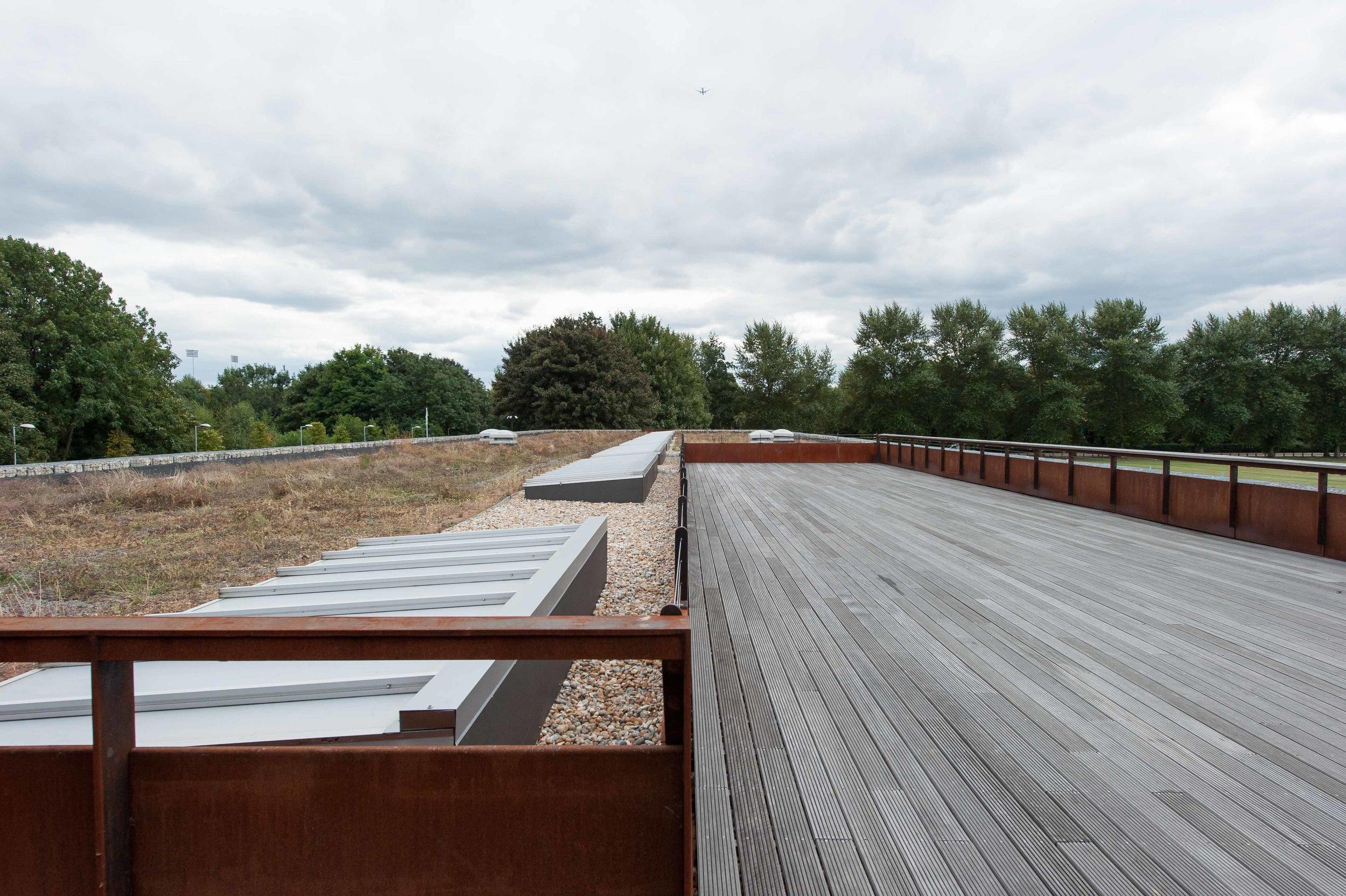Hackney Marshes Centre Terrace