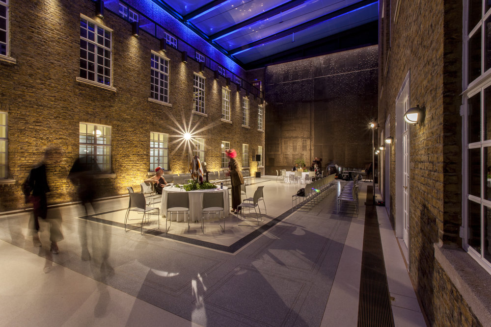Hackney Town Hall - The Grade II* Listed Hackney Town Hall boasts five different wedding and event spaces under one roof; three beautifully restored art-deco inspired rooms and two contemporary brand new glass roofed atria…