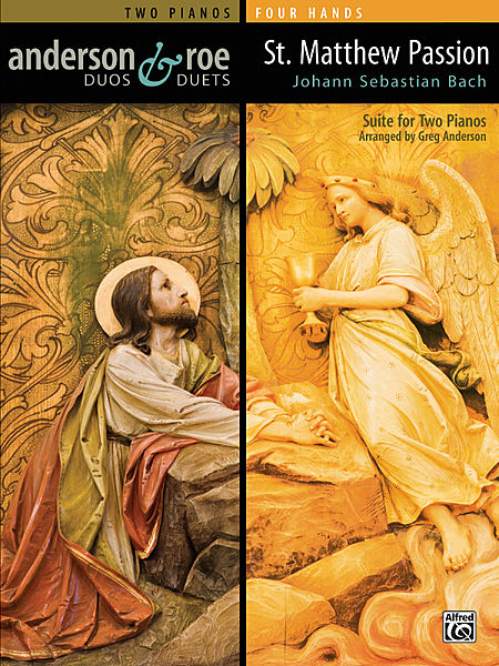 BACH:   St. Matthew Passion   $7.99   Purchase from   Sheet Music Plus