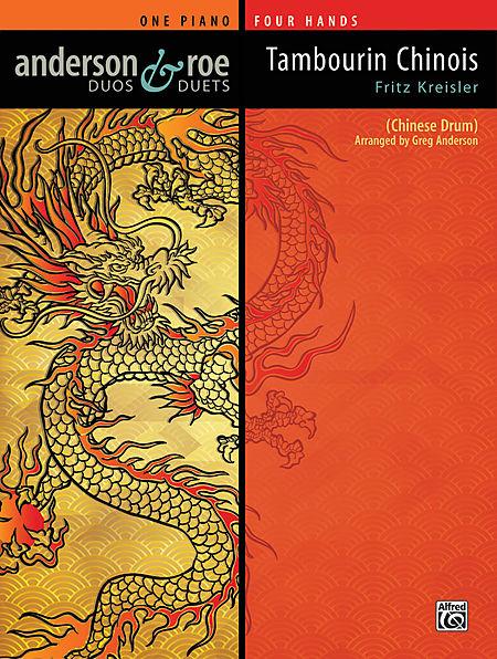 KREISLER: Tambourin Chinois  $5.99  Purchase from   Sheet Music Plus