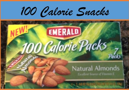 100 Calorie Snack Options