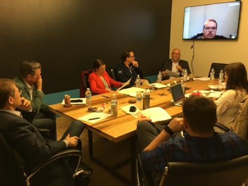 Mentor Team Meeting