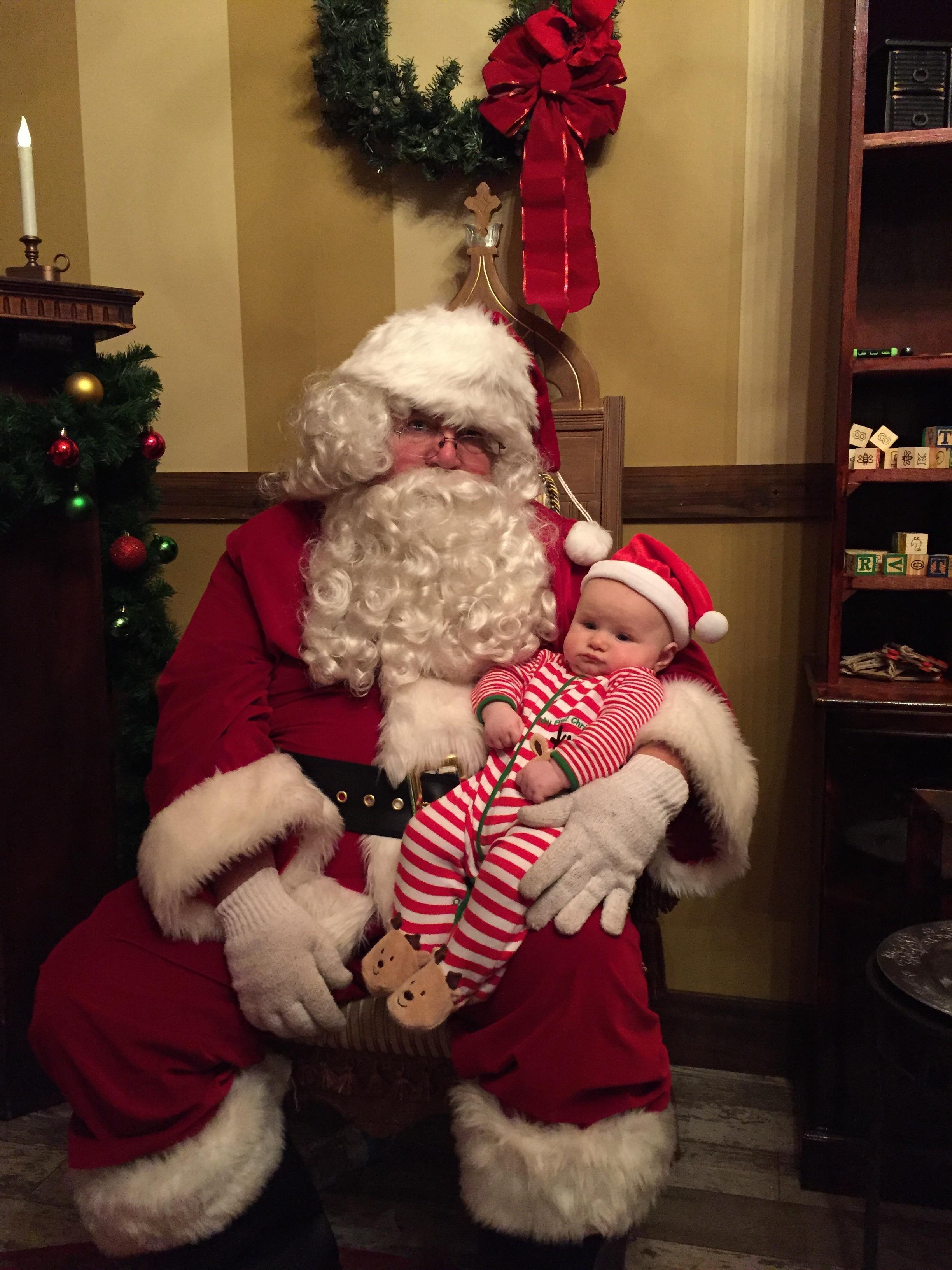 Underwhelmed by Santa since 2015.