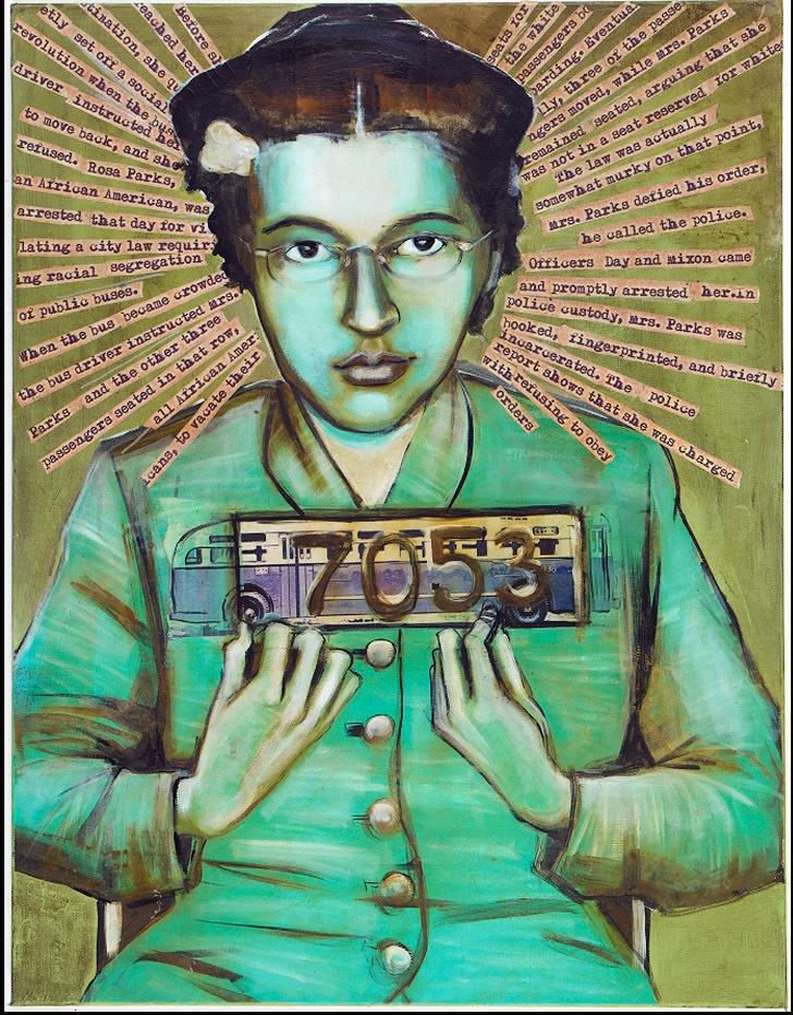 Rosa Parks, 2009