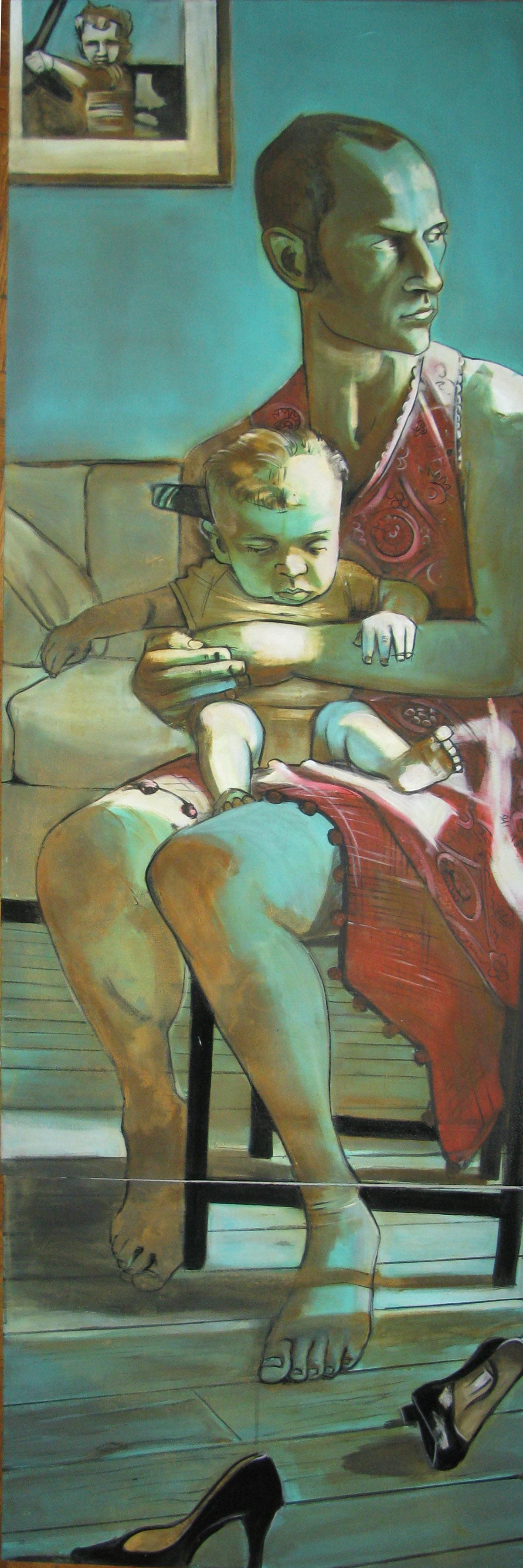 Madonna and Child, 2009