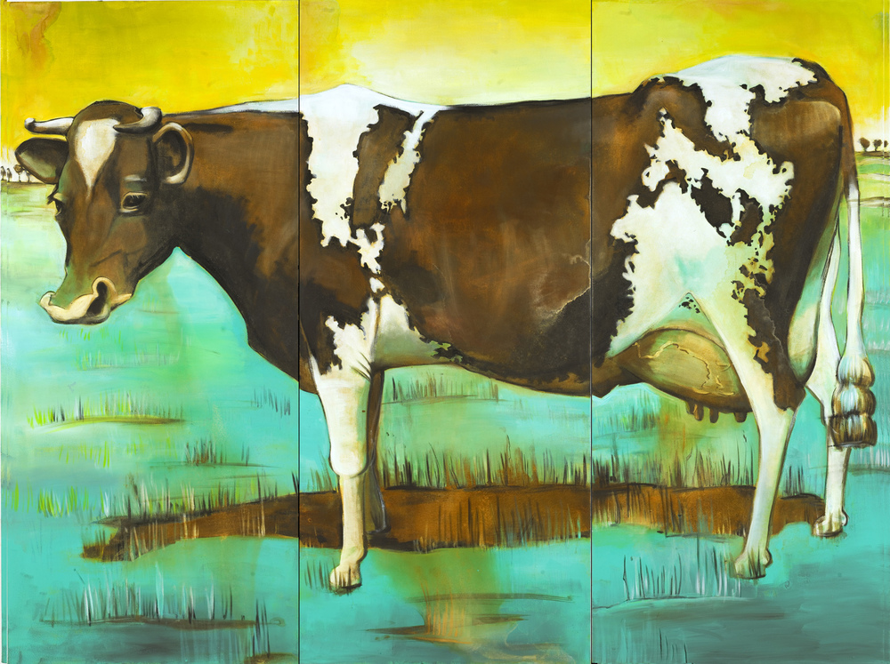 Well Fed Cow, 2008