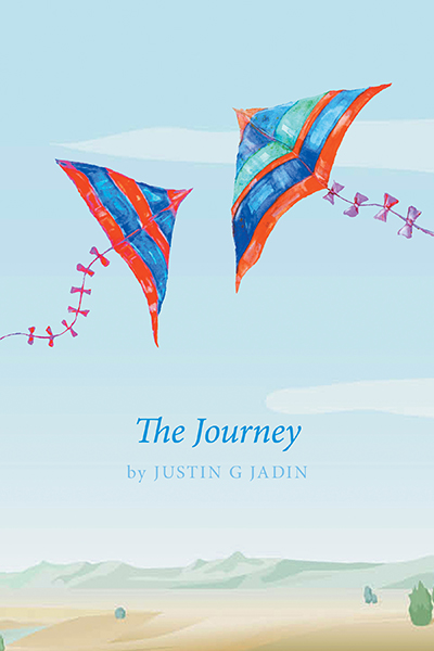 The Journey by Justine G Jadin Romance love story published by FriesenPress.jpg