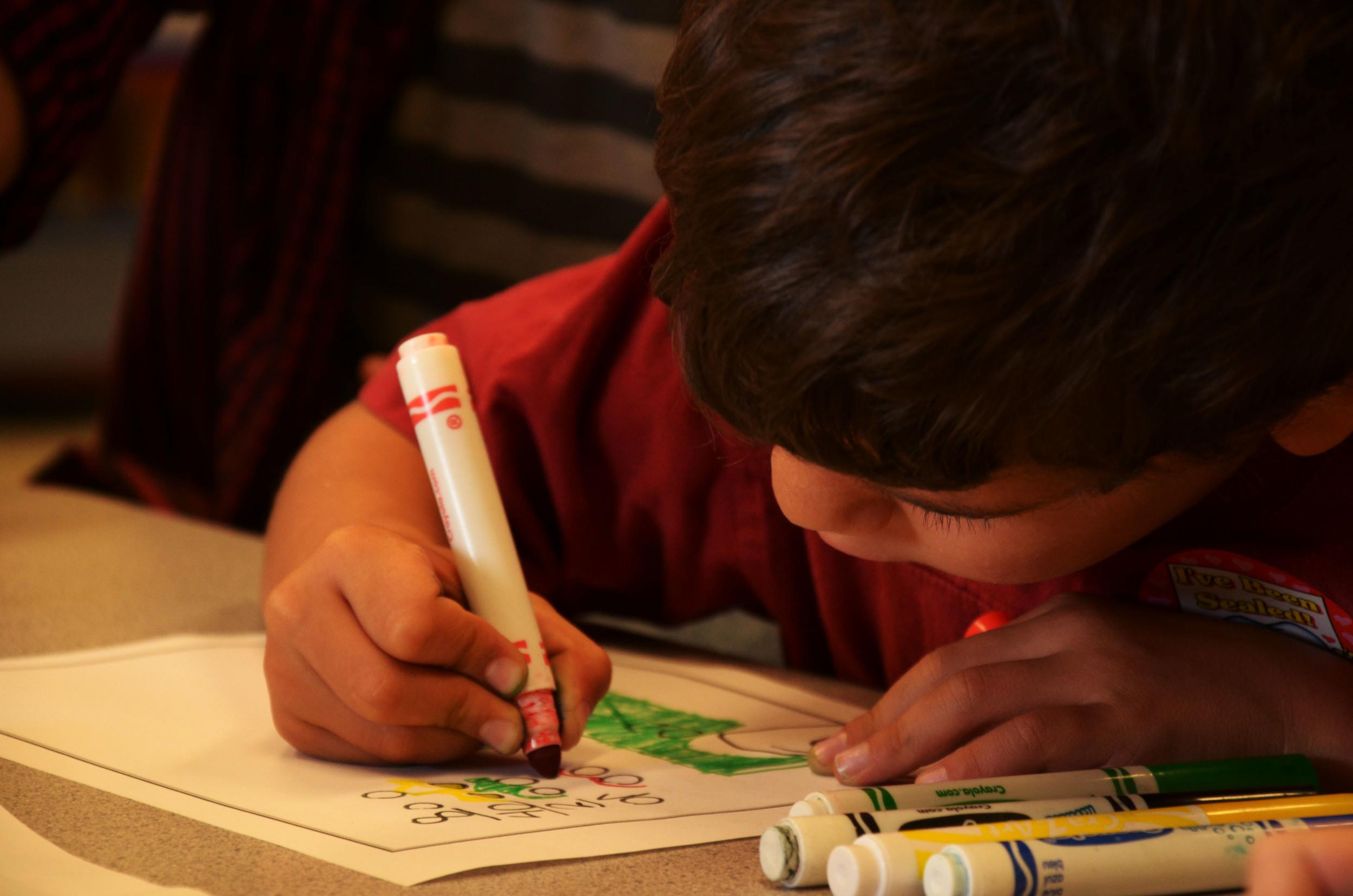Children telling stories, Children drawing FriesenPress Story Studio.JPG