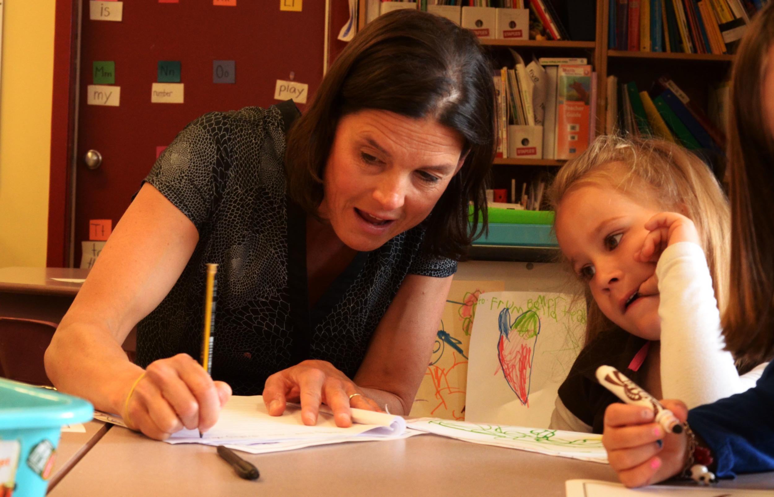 Story Studio Founder Paisley Aiken helping kids to tell Stories with FriesenPress.JPG