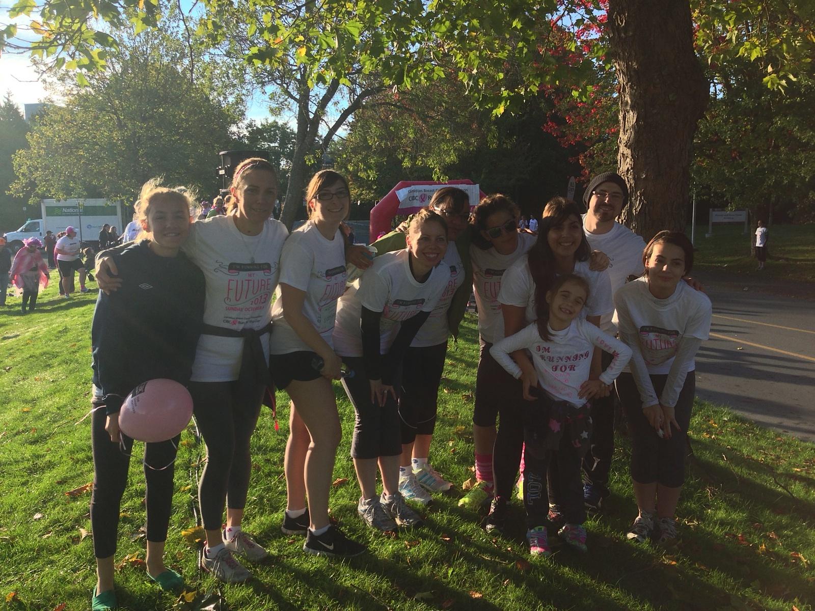 FriesenPress team runs for breast cancer fundraiser.jpg
