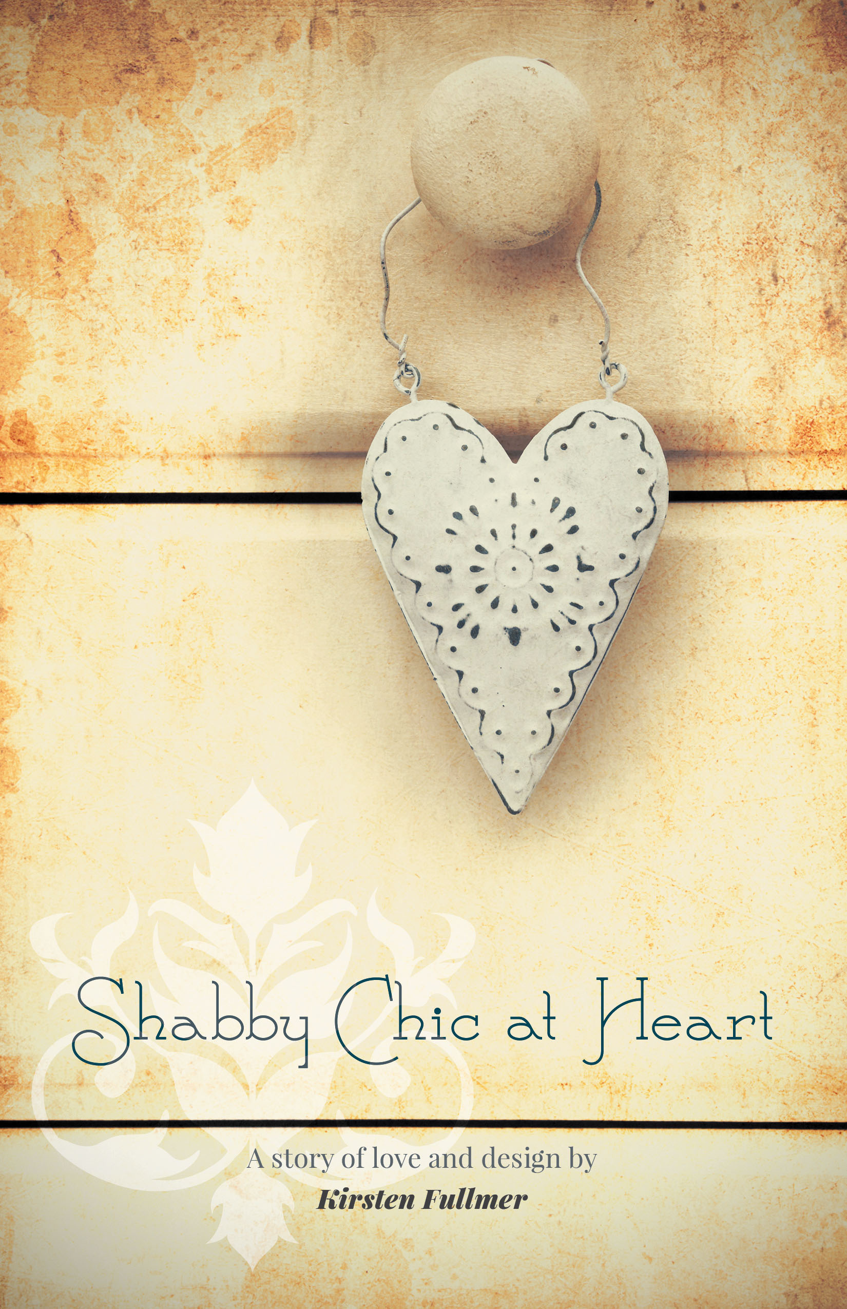 Shabby Chic at Heart Book Cover