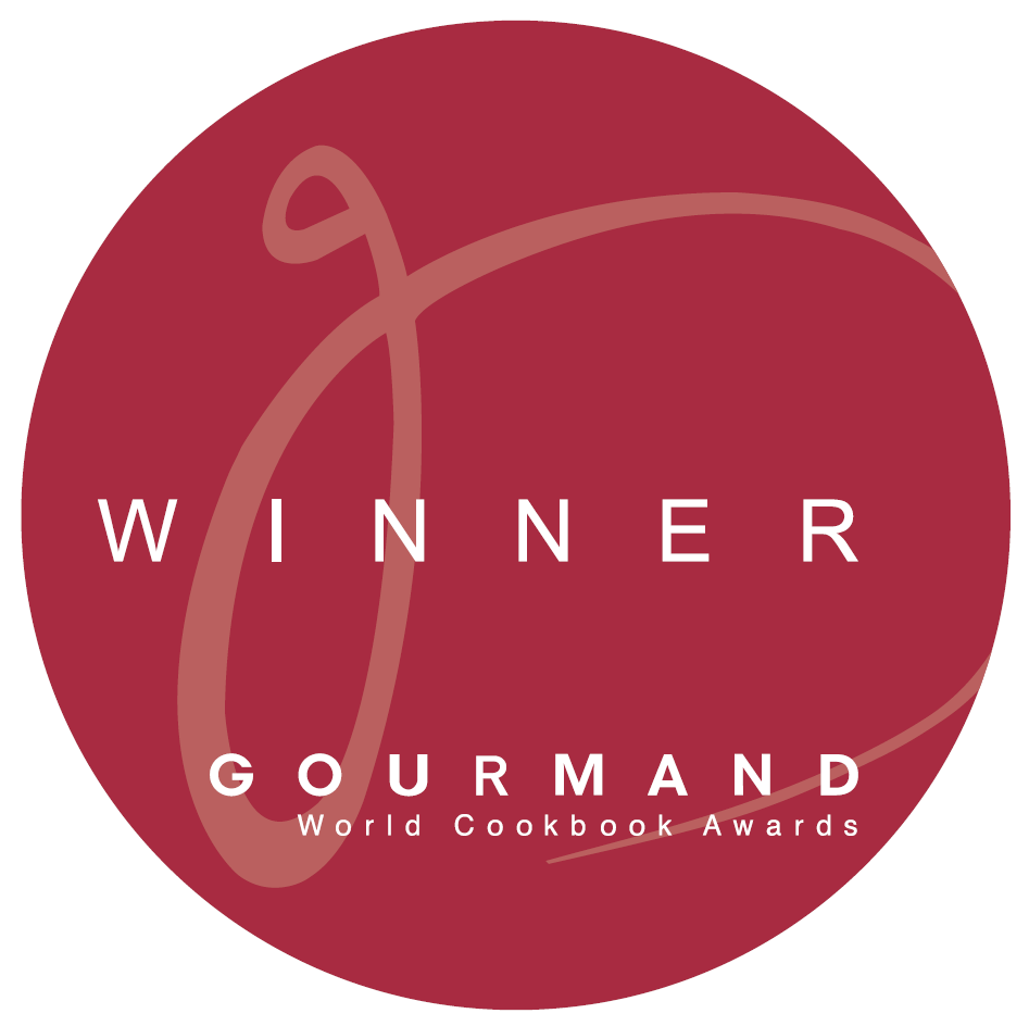 Winner - Gourmand World Cookbook Award