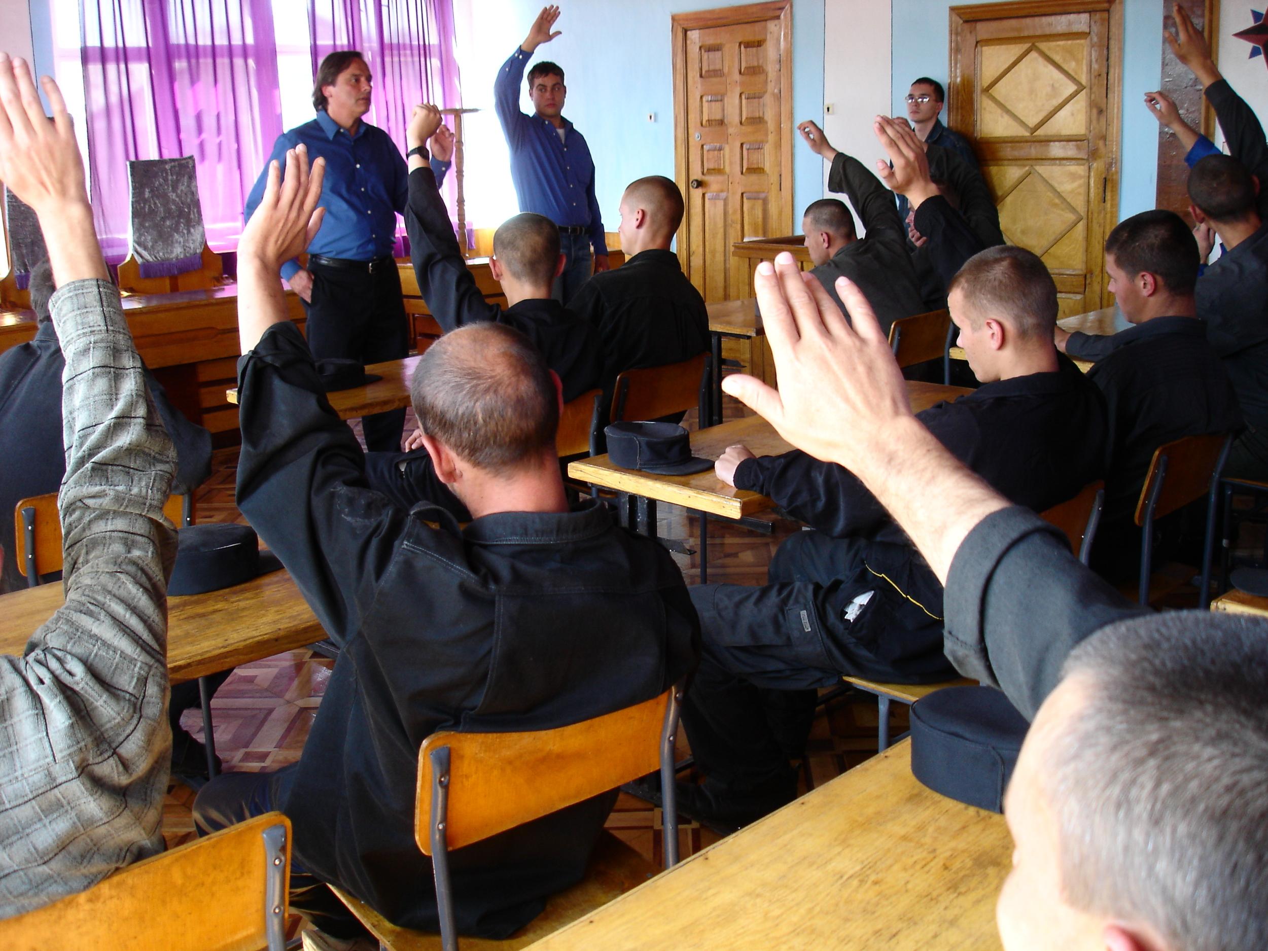 Victor Malarek FriesenPress Author at Group INVU Prison.jpg