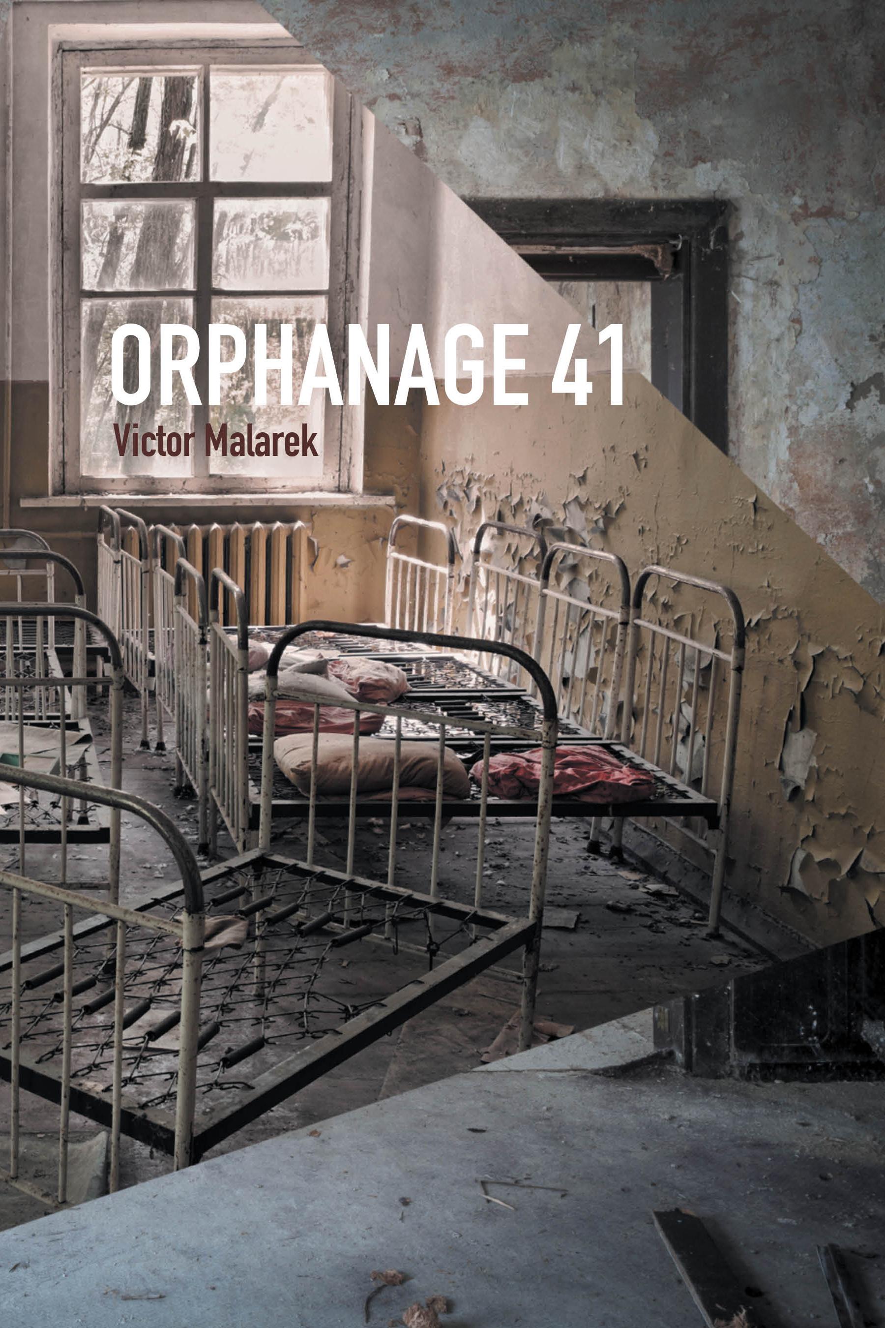 Victor Malarek, author of Orphanage 41