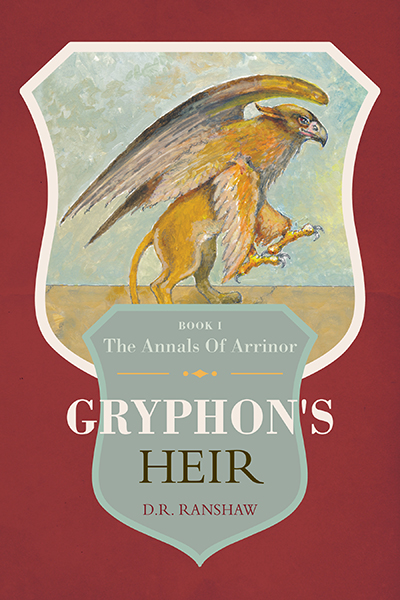 Gryphons-Heir-book-by-author-D.-R.-Ranshaw