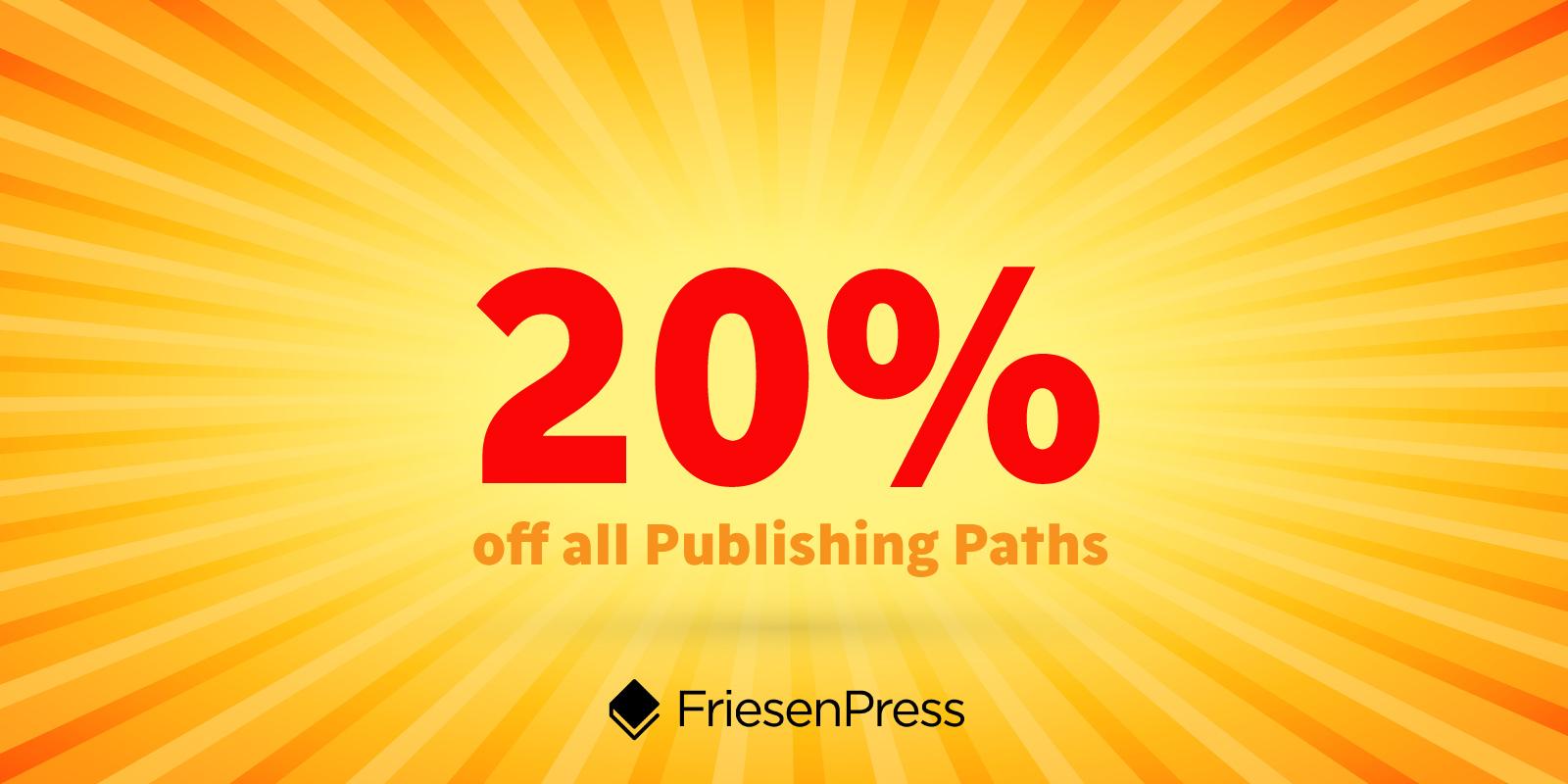 FriesenPress June 2017 Promotional Offer