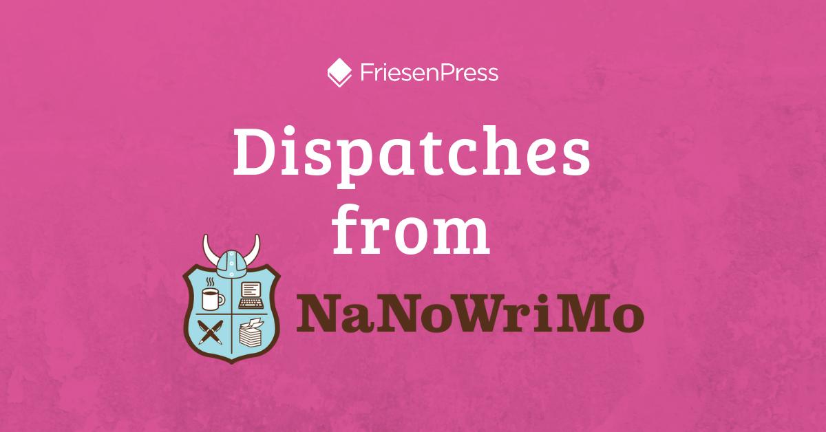 National Novel Writing Month FriesenPress