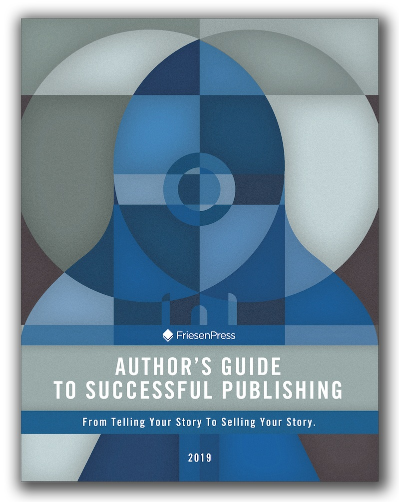 FriesenPress+Author+Guide+to+Successful+Publishing+cover
