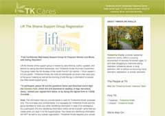 www.timberlineknolls.org/ lift-the-shame-registration/