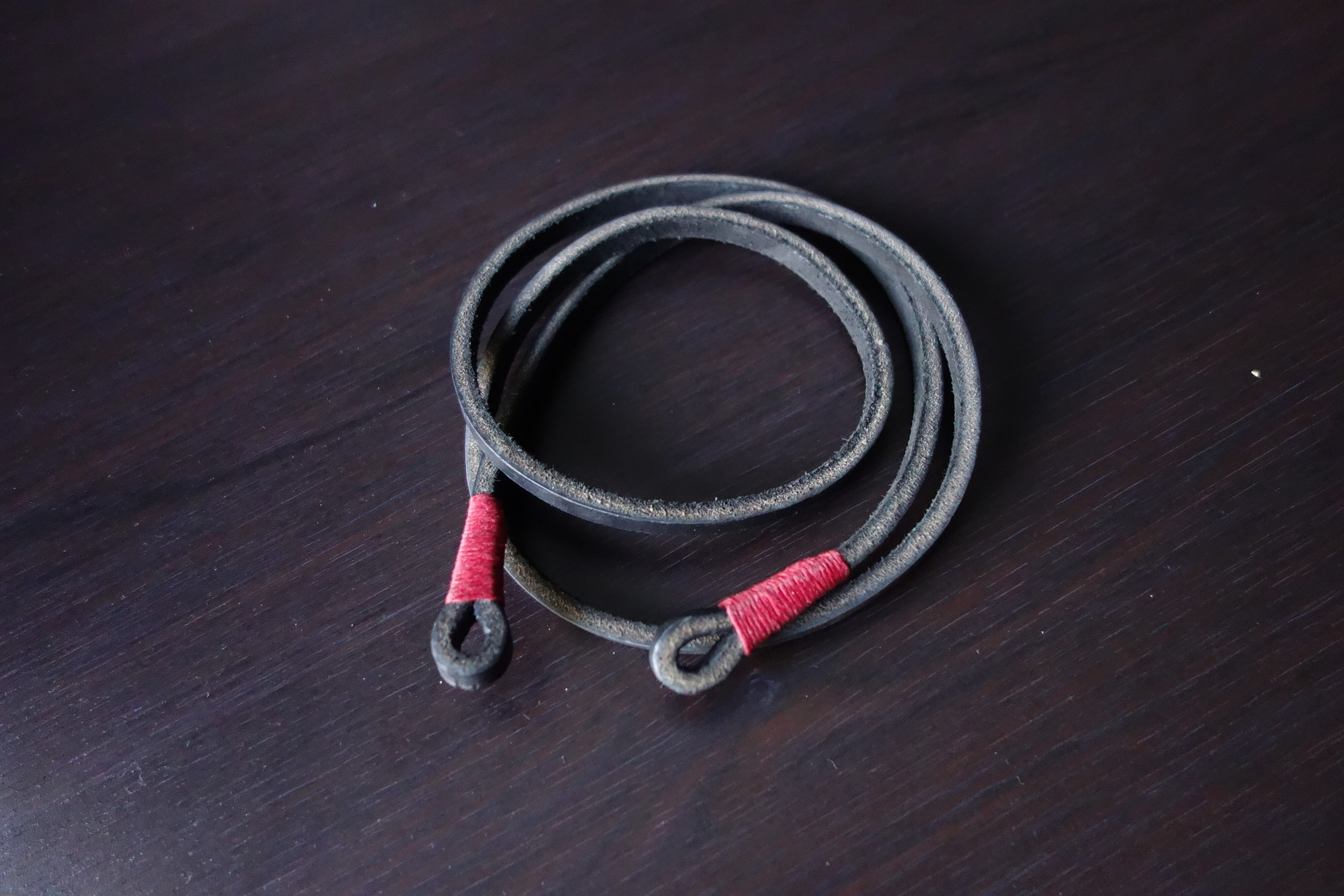 Gordy's Leather Camera Strap // $10 Perfect for a Leica, m4/3, or any smaller camera!