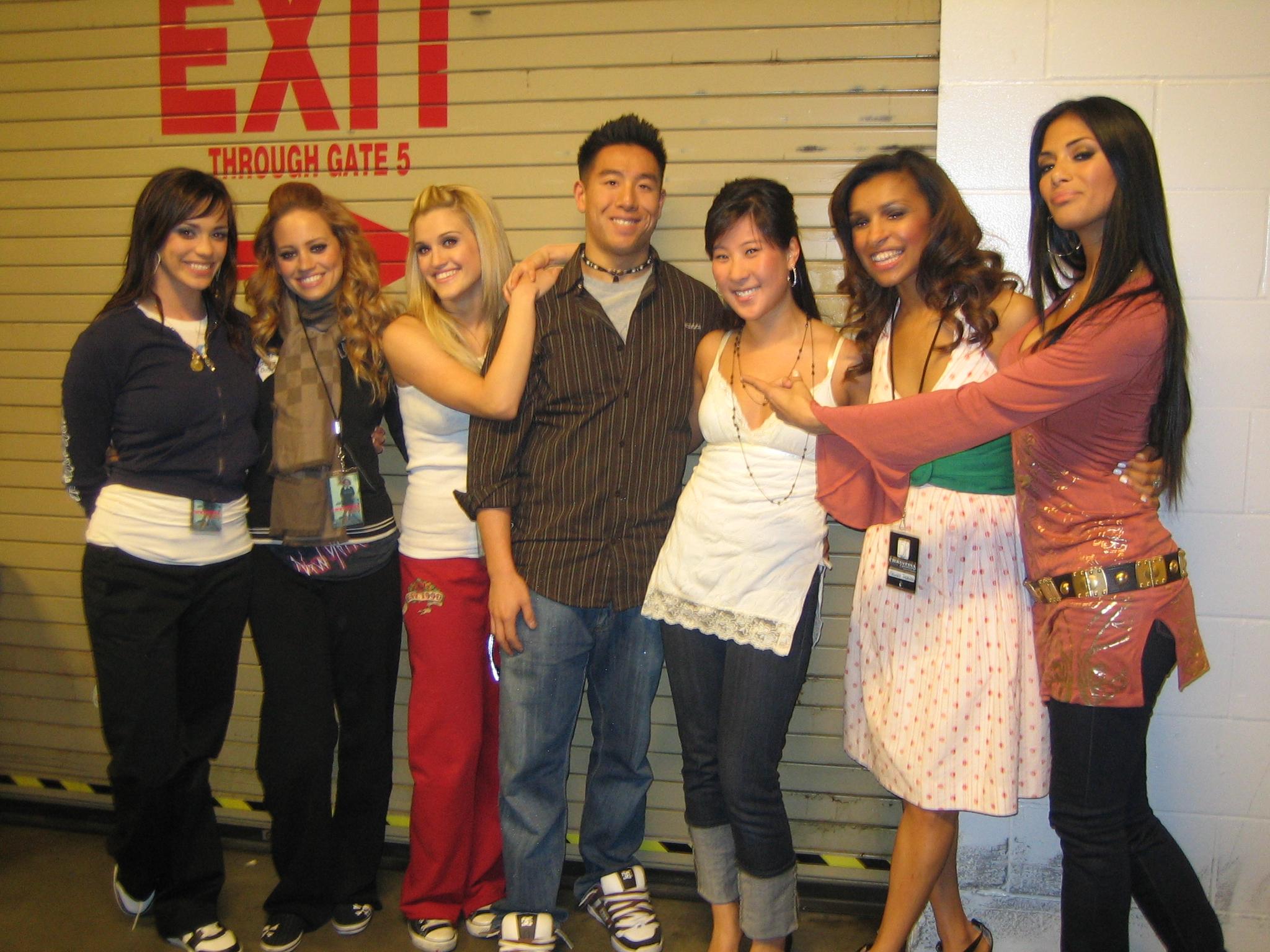 The Pussycat Dolls! 2007-03-12