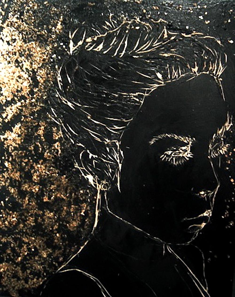 Self, Gold & black, 2007
