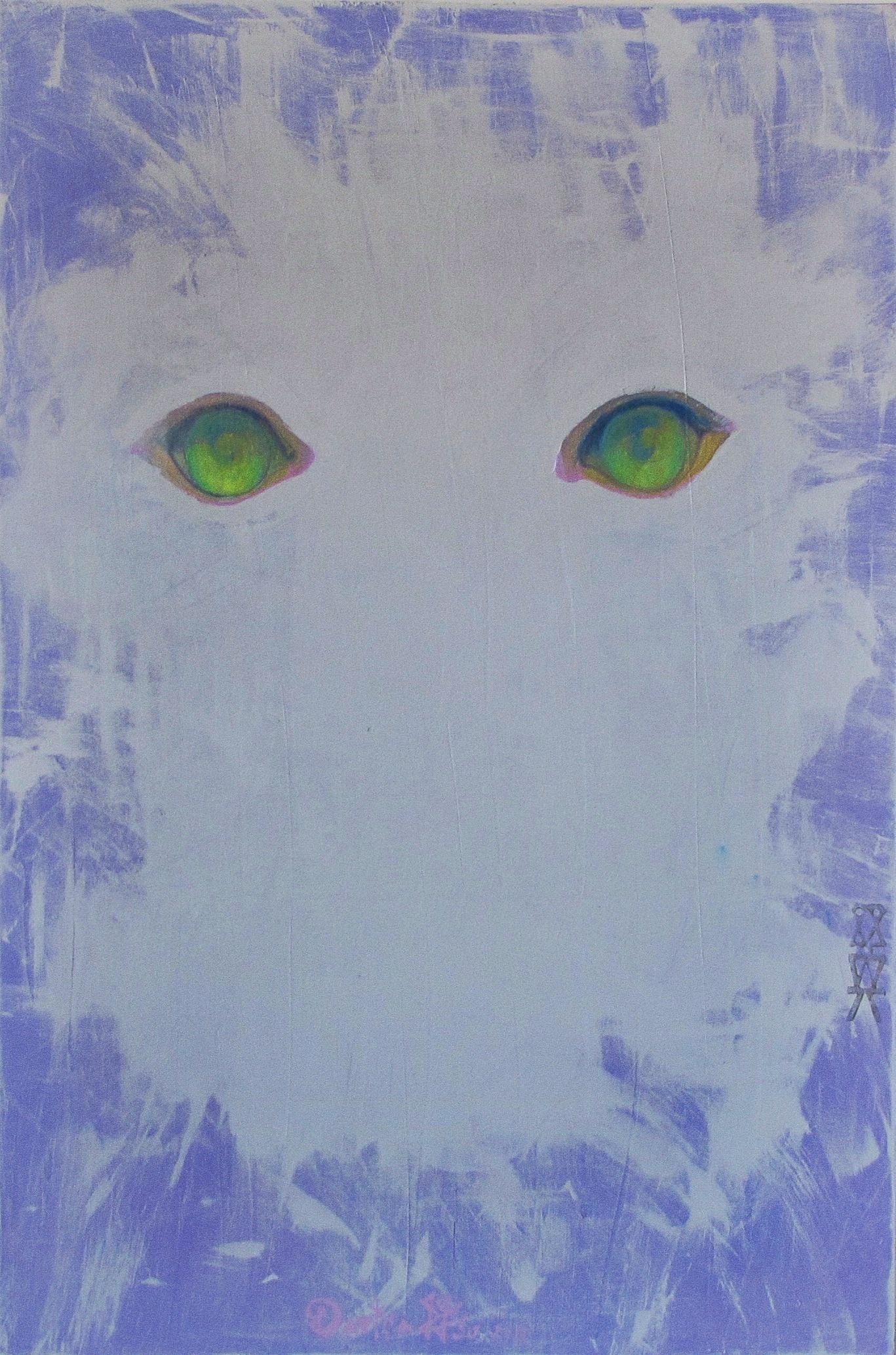 Glowing Eyes , 2011
