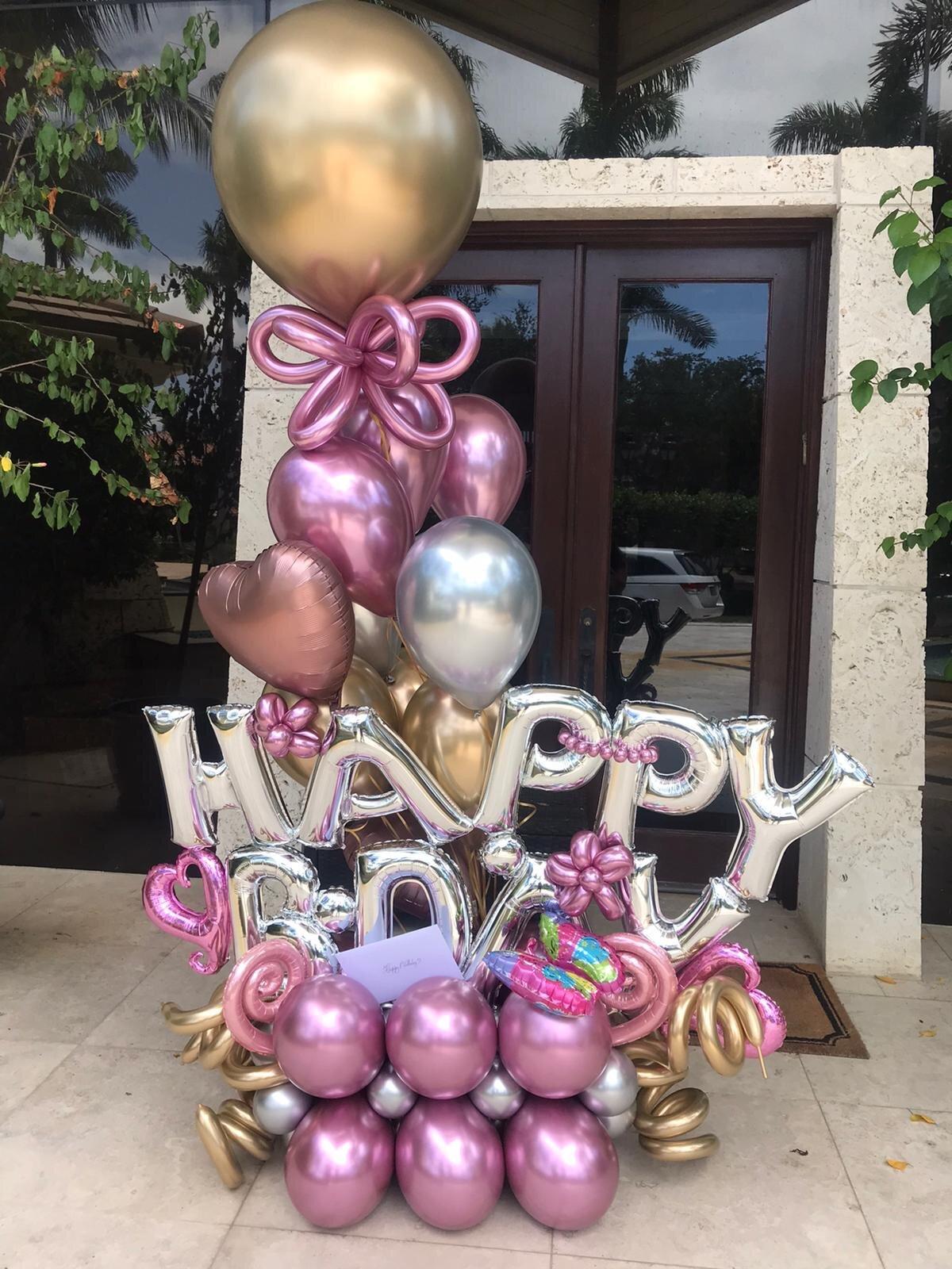 Balloon Delivery — GoFar Balloons