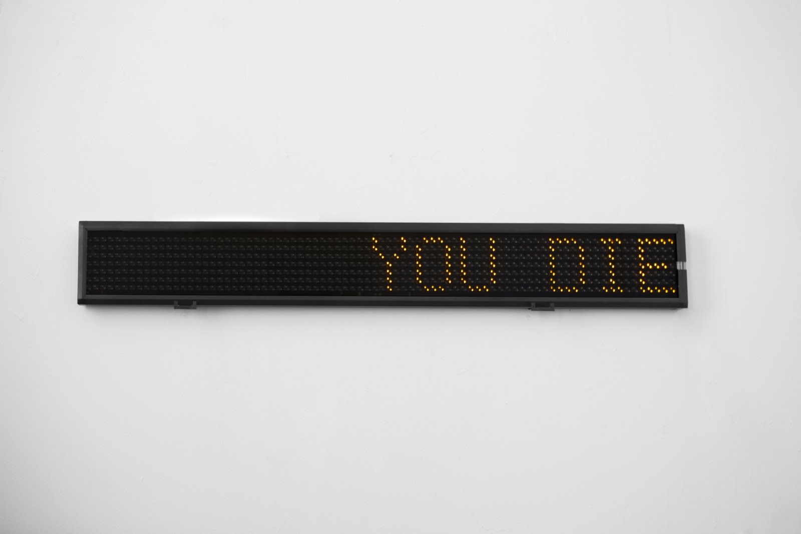 Coll.eo. YOU ARE DEAD, 2013