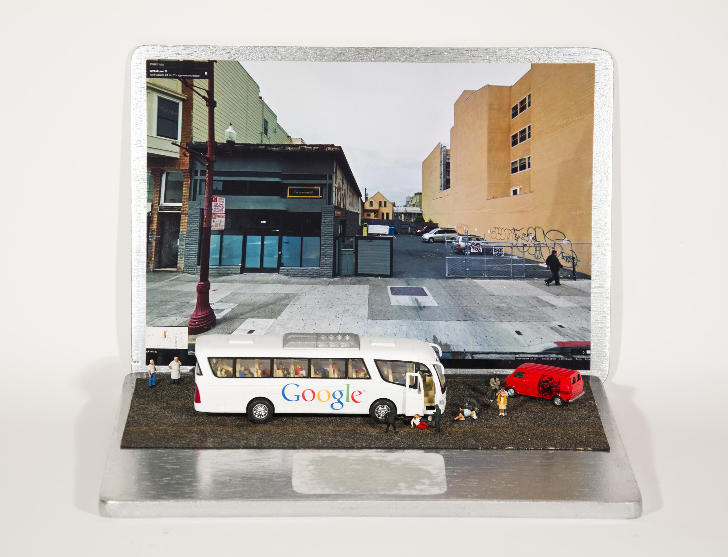 COLL.EO, The Bay Area Matatu Express, 2014