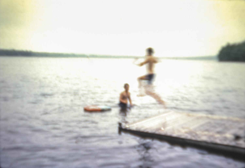Swimming in Maine