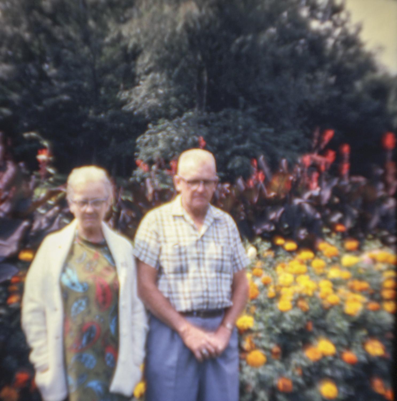 Uncle Rob and Mama John