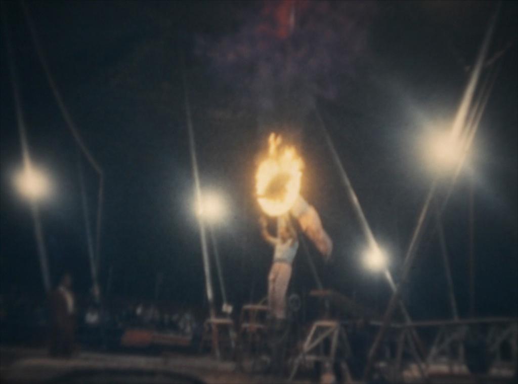 Diving Through Fire