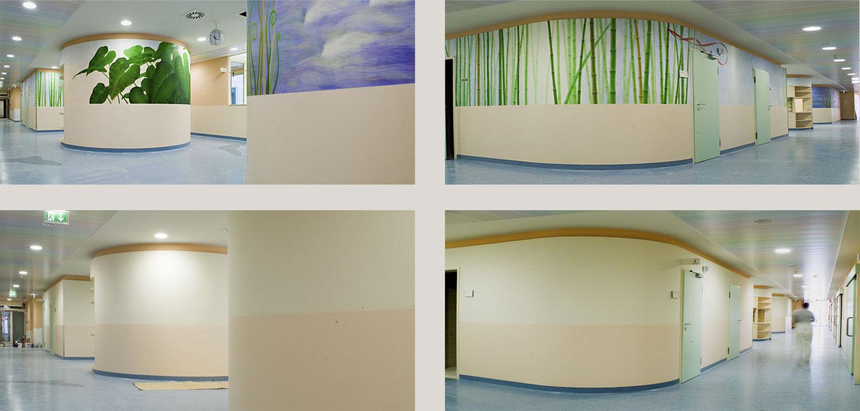 Public Clinic for Women & Children . Linz/Austria