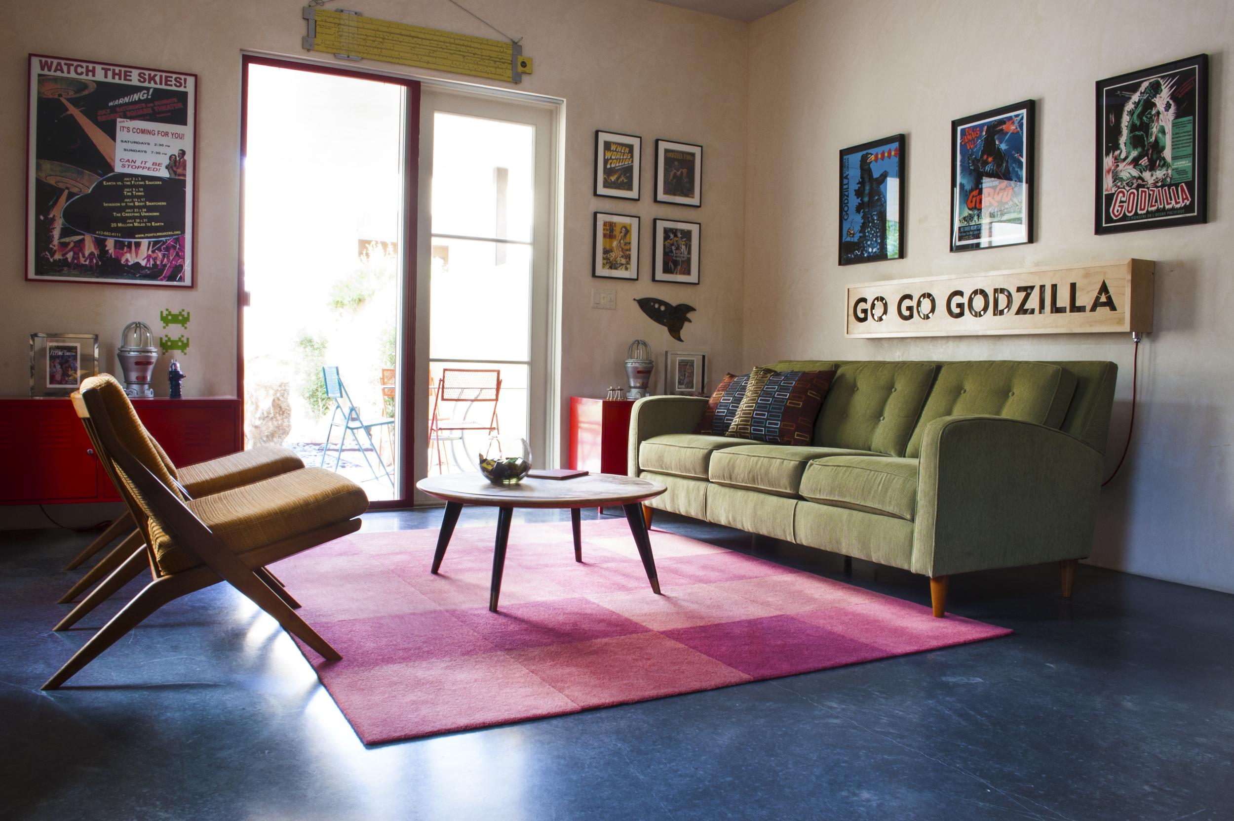 824B: Karys Living Room