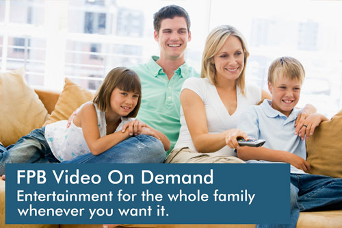 Frankfort's Video On Demand