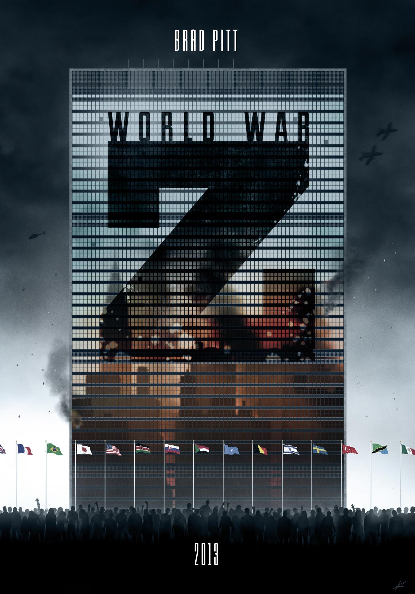 World War Z by Marko Manev