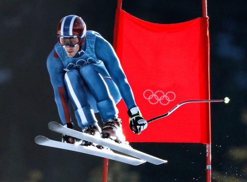 OLYMPICS-ALPINE SKIING/COMBINED-