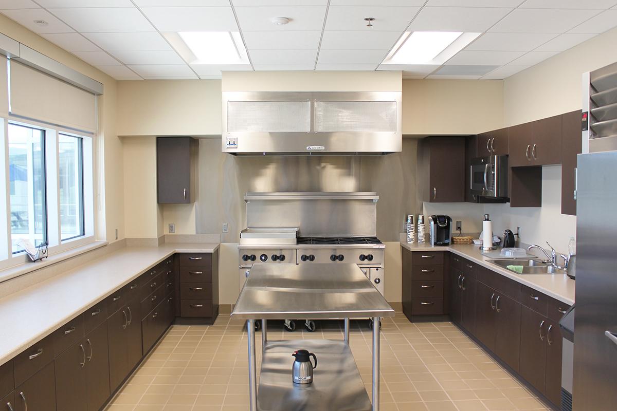 Community Room - Kitchen