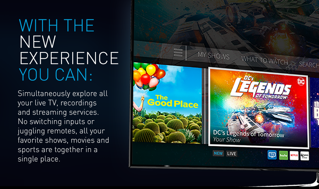 TiVo - Experience 4 — Frankfort Plant Board