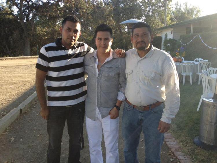 Rodrigo, Martin and Victor