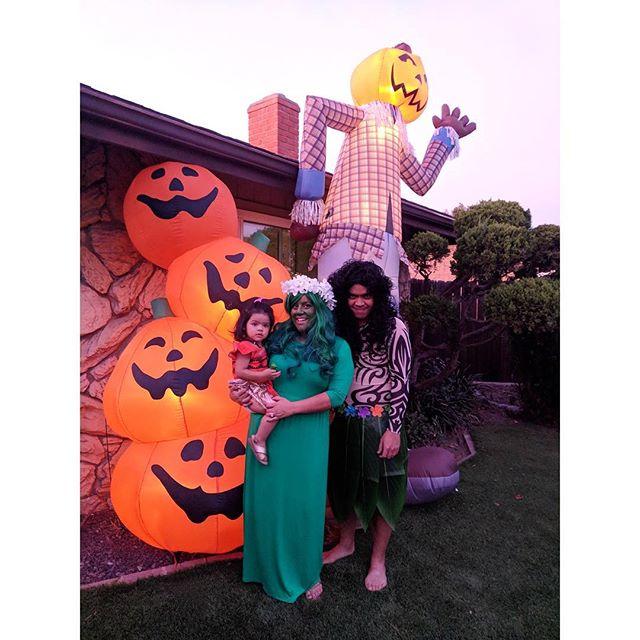 Happy Halloween! 🎃 @mikedeseo #moana