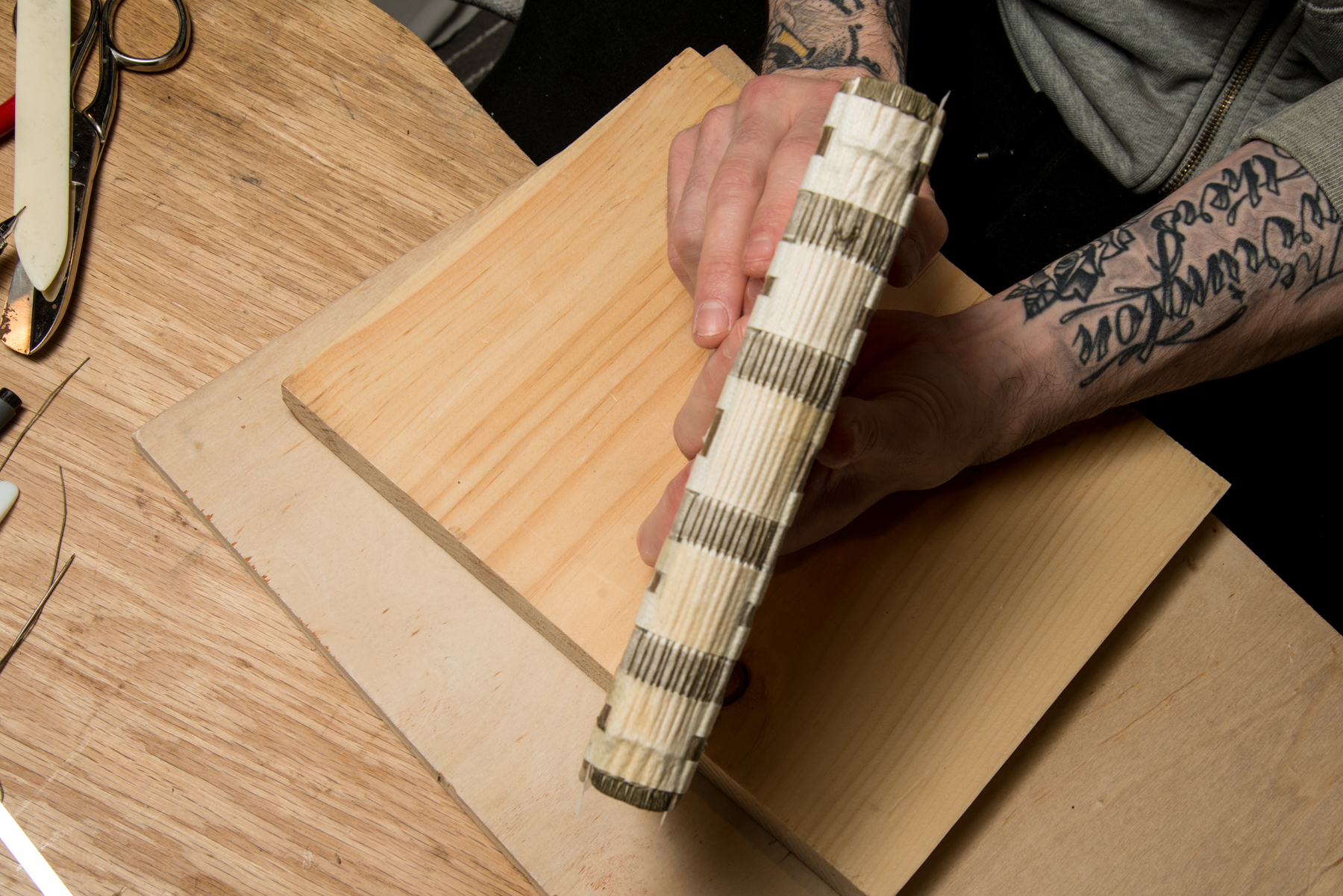 K-118 style binding