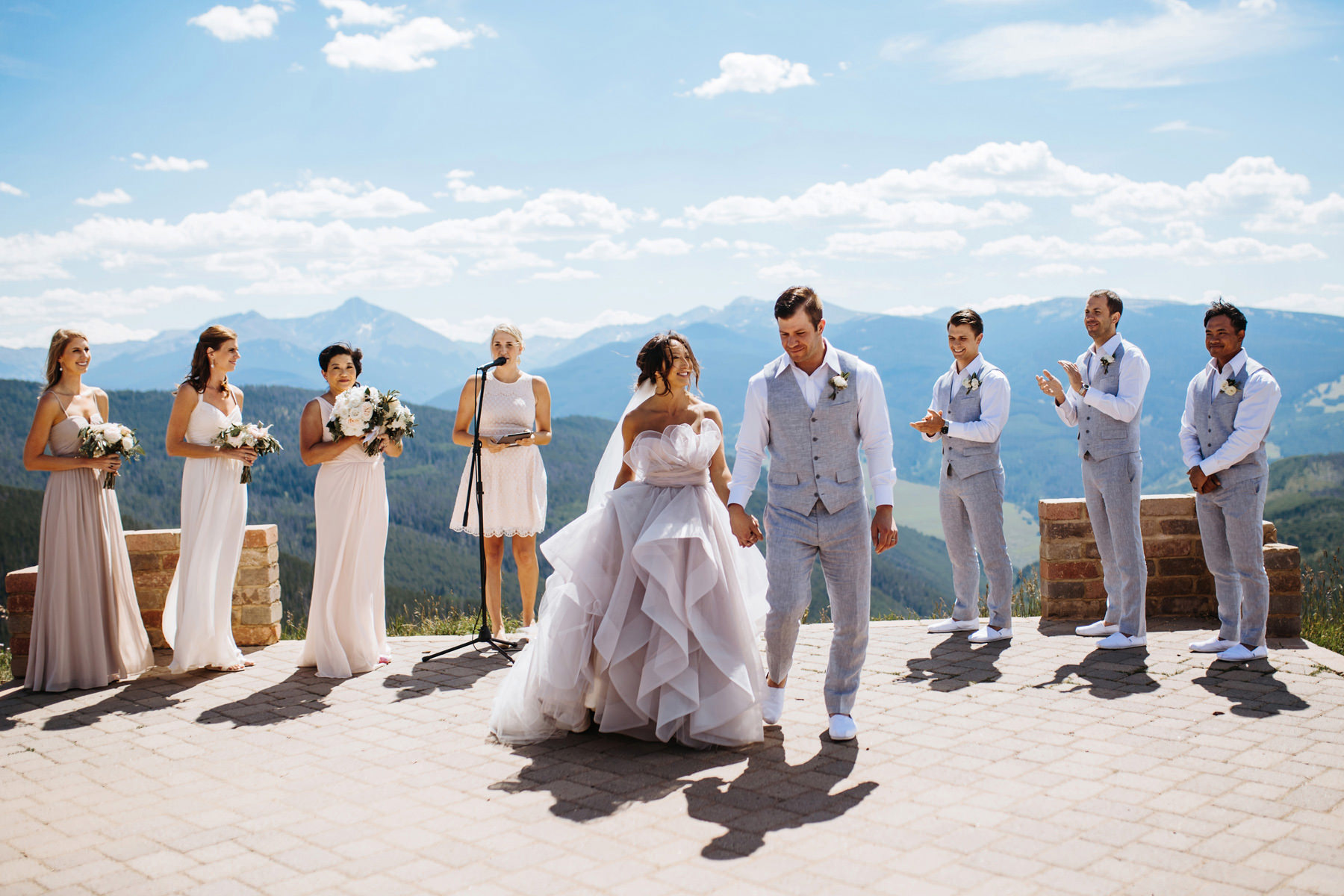 2_Vail Wedding Deck Mountain Top Wedding Vail, Colorado_Kindling Wedding Photography.JPG
