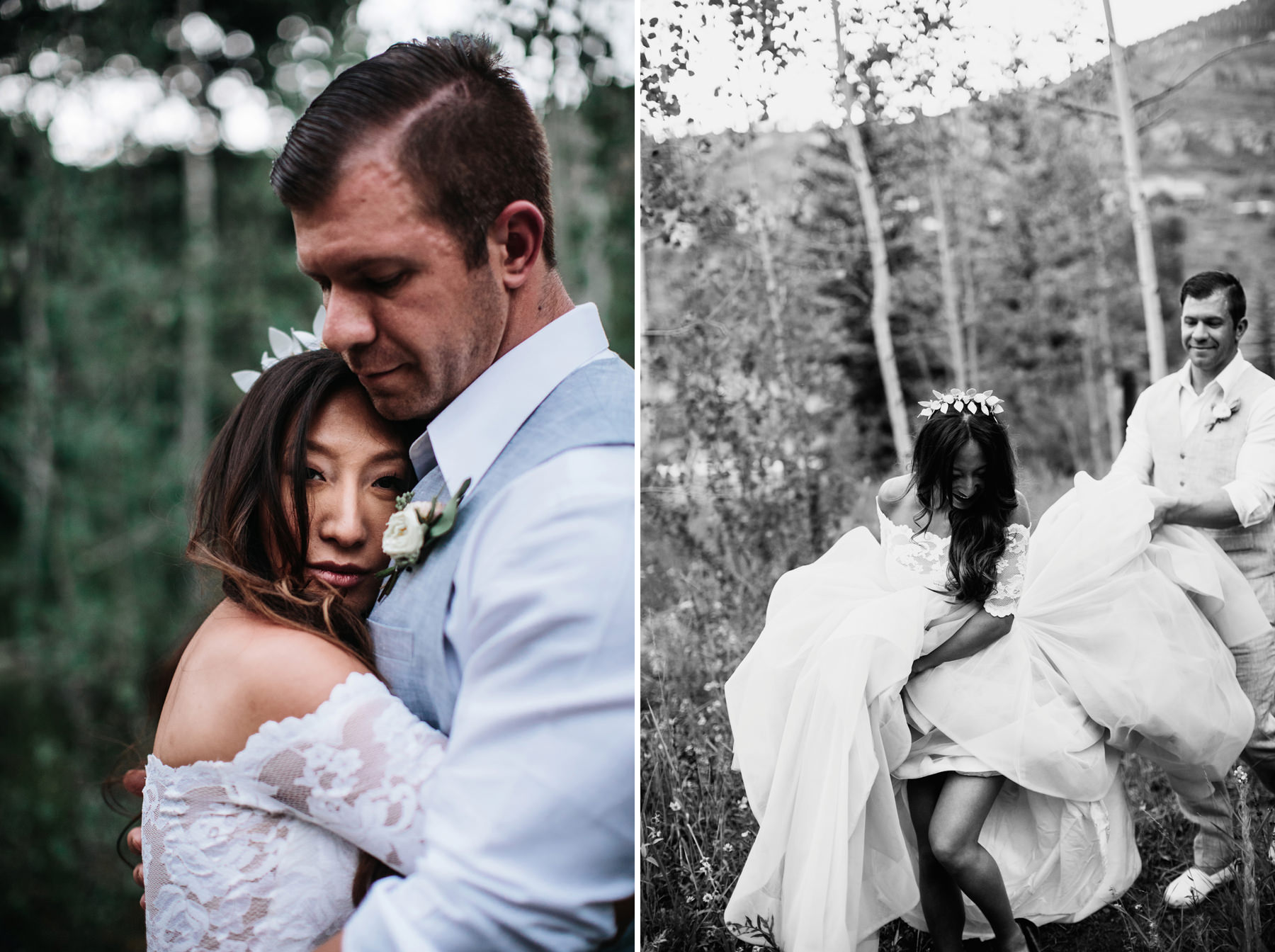11_Vail Wedding Deck Mountain Top Wedding Vail, Colorado_Kindling Wedding Photography.JPG