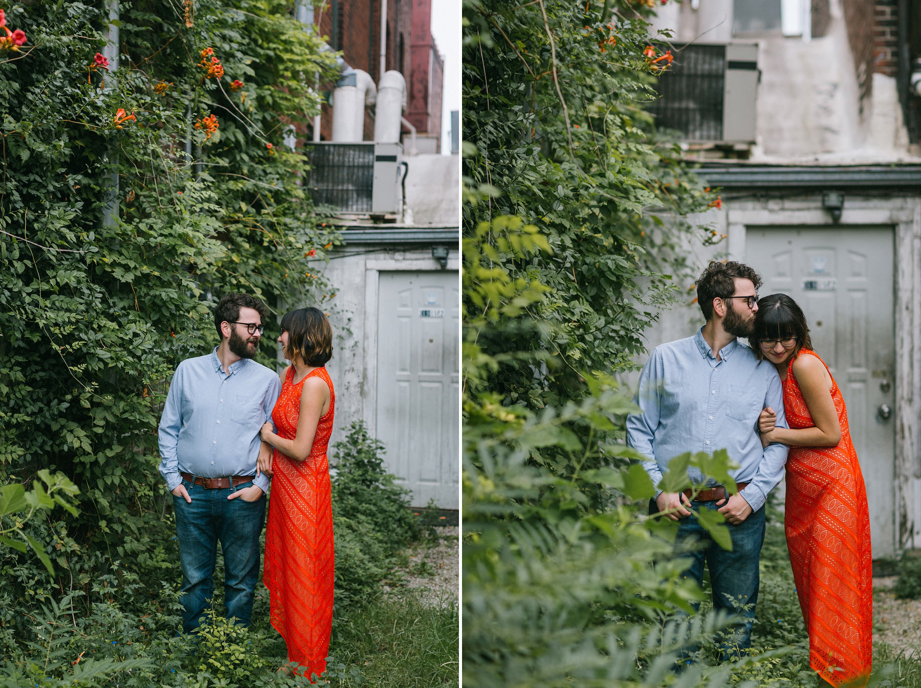 198_Downtown Springfield Engagement Session Springfield, Missouri_Kindling Wedding Photography.JPG
