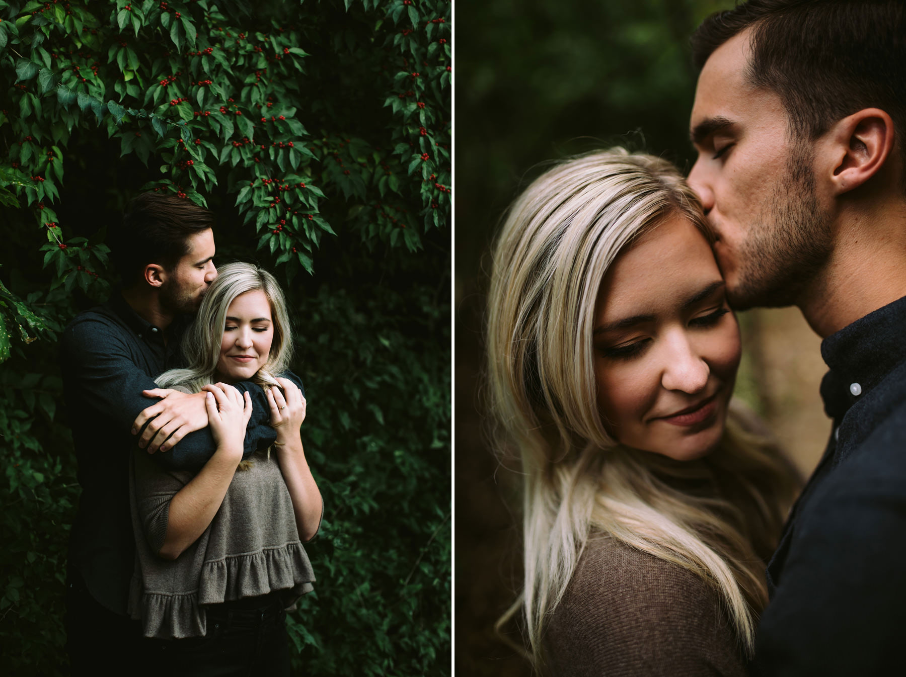 203_Cliff Drive Park Sunset Engagement Session Kansas City, Missouri_Kindling Wedding Photography.JPG