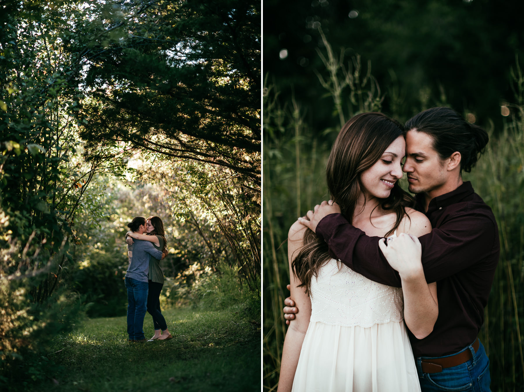 229_Weston Bend State Park Engagement Session Kansas City, Missouri_Kindling Wedding Photography.JPG