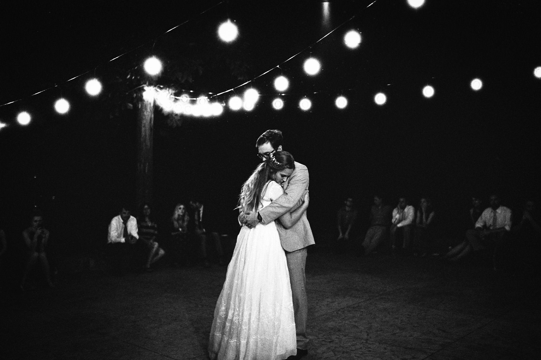 303_James P. Davis Hall Outdoor Wedding on 35mm Film Kansas City, Missouri_Kindling Wedding Photography.JPG